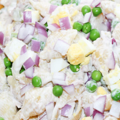 Cold Tuna Macaroni Salad Recipe – A Classic Summer Salad