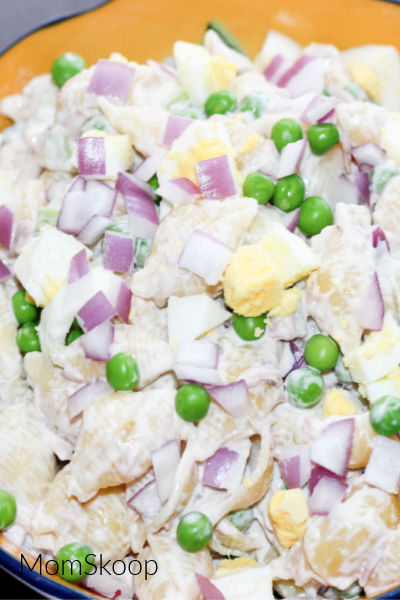 Cold Tuna Macaroni Salad Recipe - A Classic Summer Salad