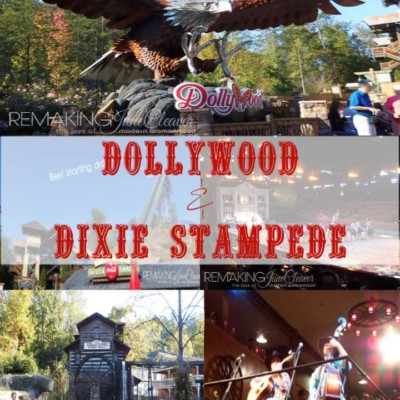 Dollywood and Dixie Stampede