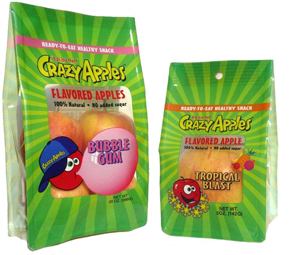 Crazy Apples – You're Kidding, Right?