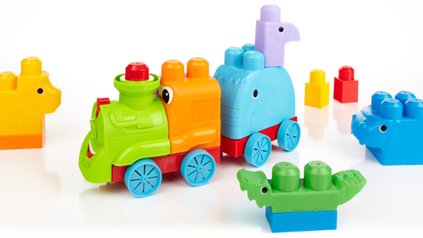 MEGABLOKS SAFARI TRAIN GIVEAWAY