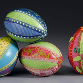 Ways To Decorate Easter Eggs