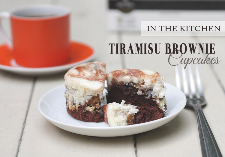 tiramisu brownies cupcakes coffee easy