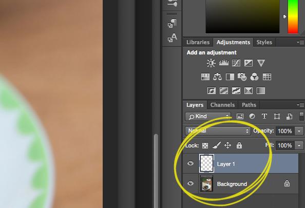 Screen Shot layer