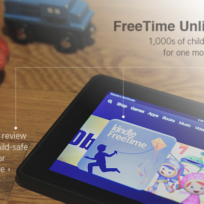 Amazon FreeTime Unlimited – Review
