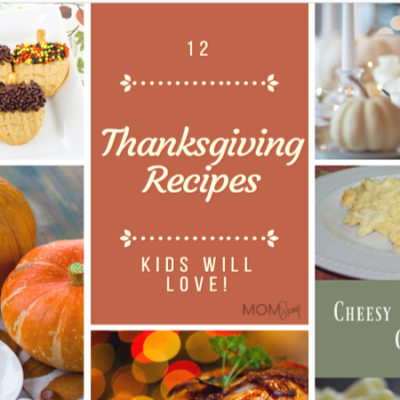 12 Thanksgiving Recipes That Your Kids Will Love