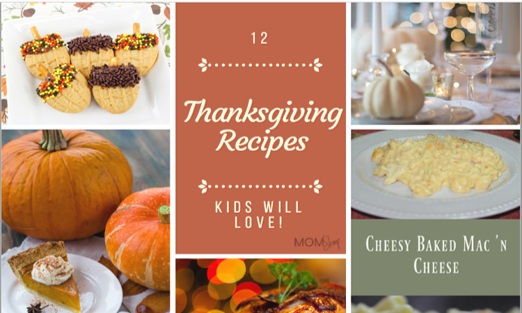 Thanksgiving Recipes Kids Will Love