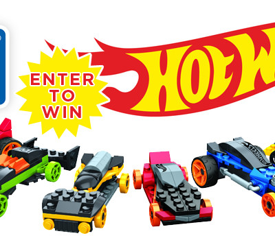 MEGA BLOKS HOT WHEELS™ SUPER RACE SET 8-IN-1