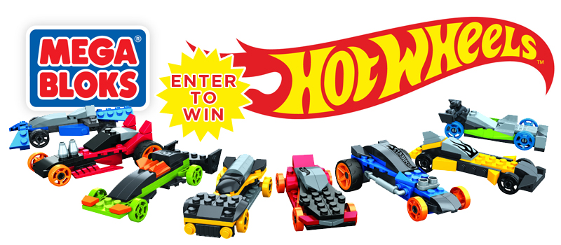 MEGA BLOKS HOT WHEELS SUPER RACE SET 8-IN-1 main