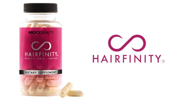 hairfinity product
