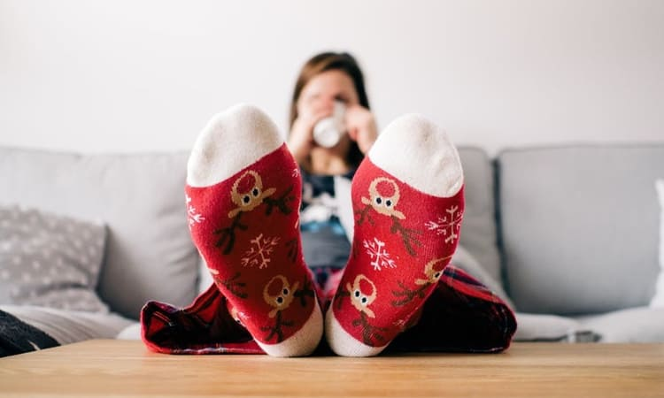 how to battle the holiday bustle