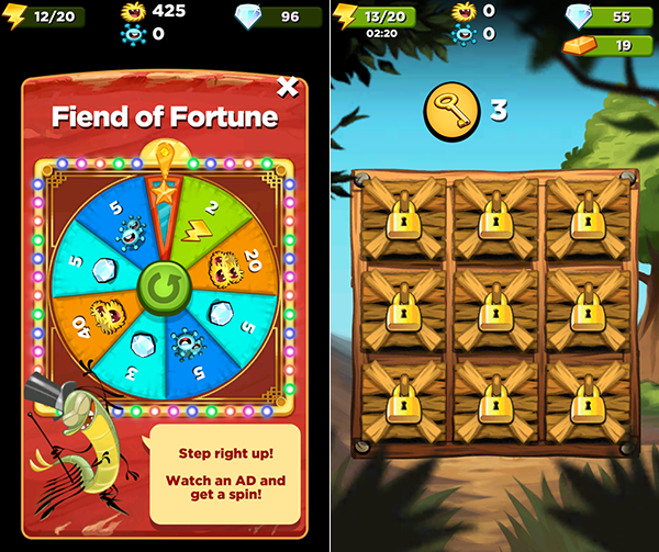 Best Fiends App Android iOS Free