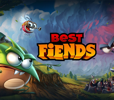 BEST FIENDS: It's Bugs VS Slugs In This Adorable Game for iOS and Android