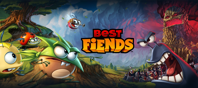 best fiends game app feature