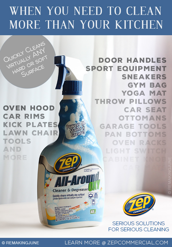 zep all around oxy cleaner degreaser #zepsocialstars