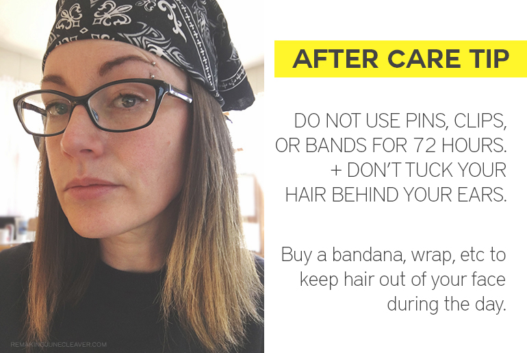 HOW TO STRAIGHTEN HAIR AT HOME AFTERCARE TIPS