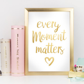 Free Motivational Printables + 50 Ways To Feel Happier