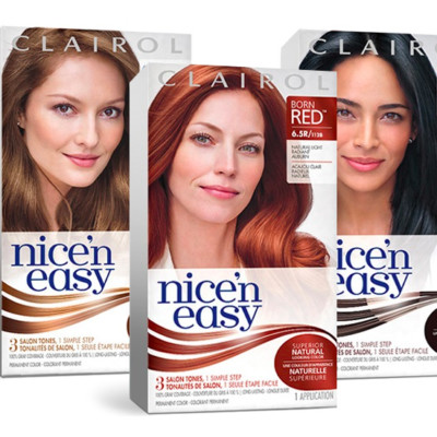 WARMING MY HAIR COLOR FOR WINTER – CLAIROL MAKES IT NICE N' EASY