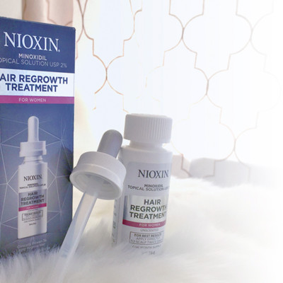 I TRIED NIOXIN HAIR REGROWTH TREATMENT FOR 90 DAYS