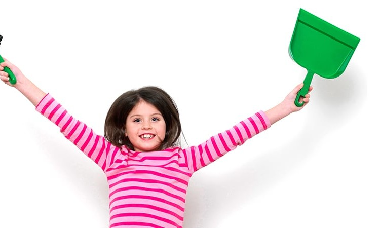 20 Ways Your Kids Can Help With Spring Cleaning