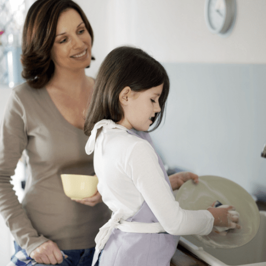 spring cleaning chores for kids