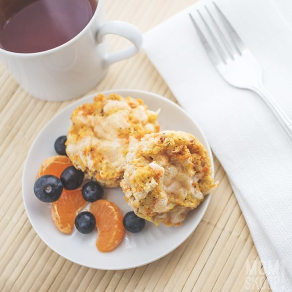 cauliflower breakfast muffin recipe 700