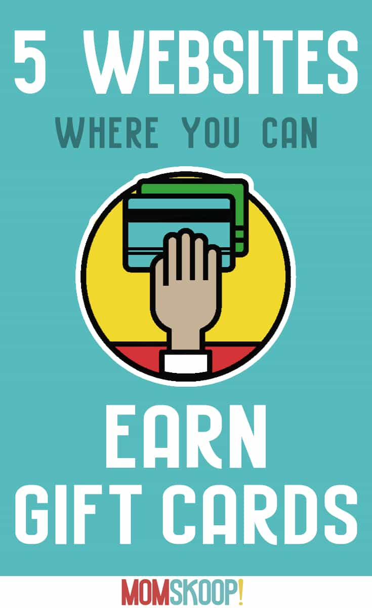where to earn free gift cards
