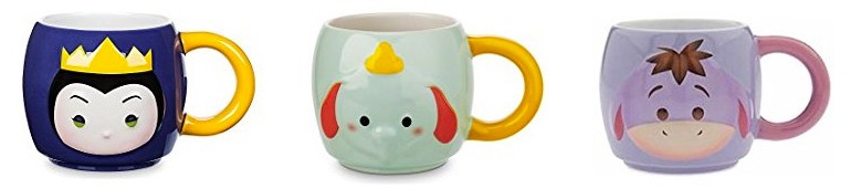 Tsum Tsum Character Mugs