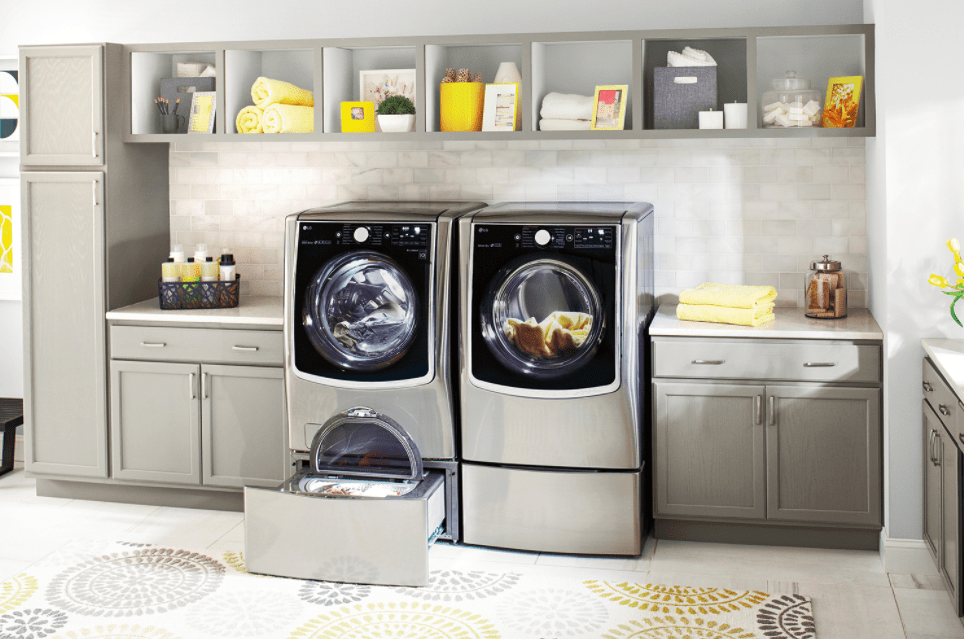 Front Load Laundry LG Best Buy