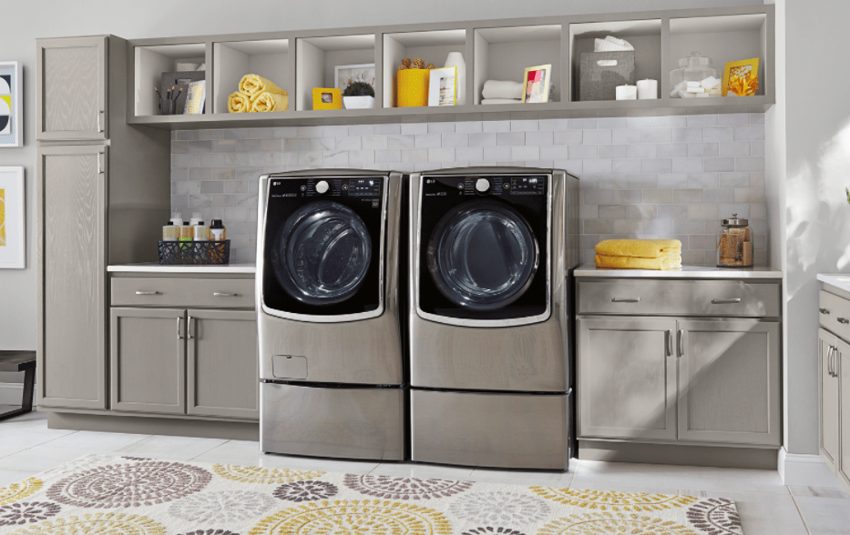 LG Front Load Laundry - Now At Best Buy