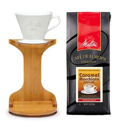 melitta coffee pour over
