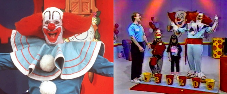 the bozo show bozo the clown