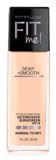 dry skin foundation