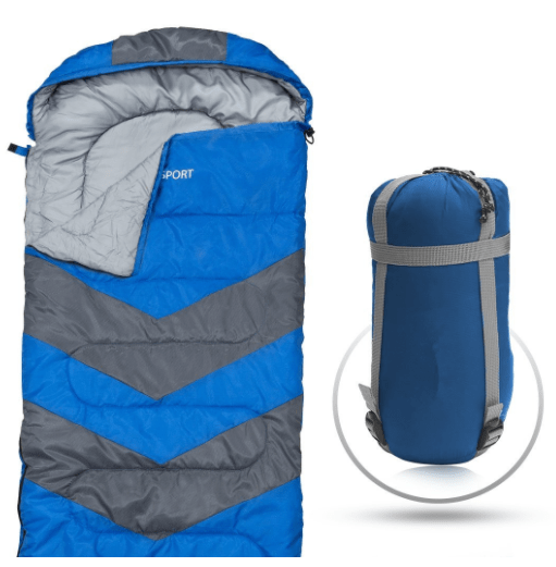 backyard camping sleeping bags