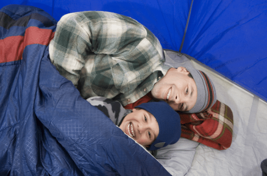 backyard camping tips