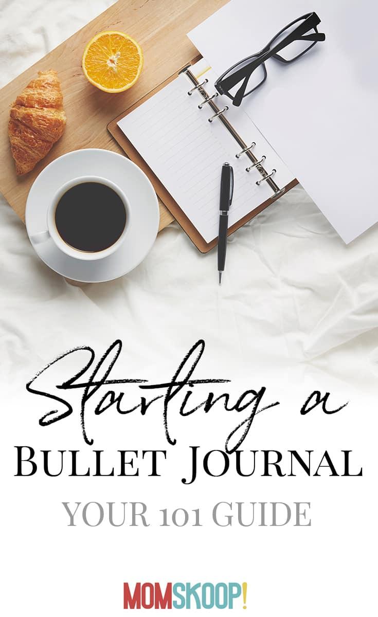 bullet journals 101