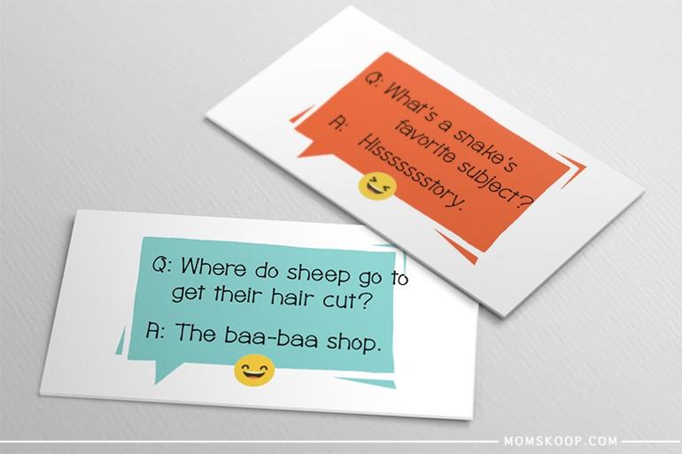 printable lunchbox jokes momskoop