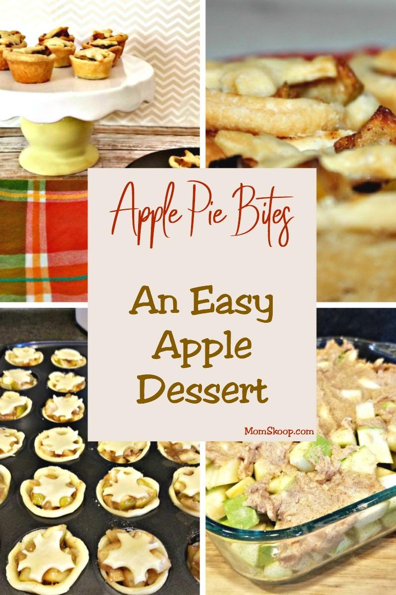 Apple Pie Bites Easy Apple Desserts