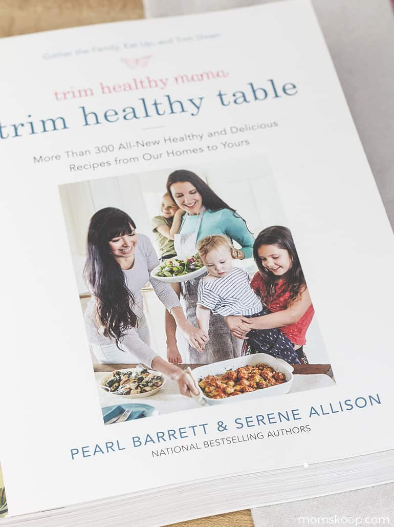 trim healthy table trim healthy mama cookbook