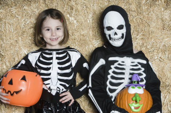 family halloween party activities games