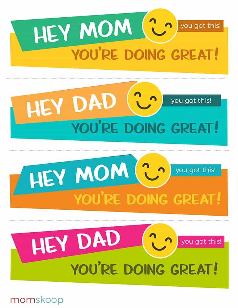 parent support cards lg