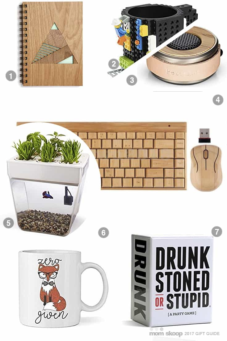 2017 HOLIDAY GIFT GUIDE unique