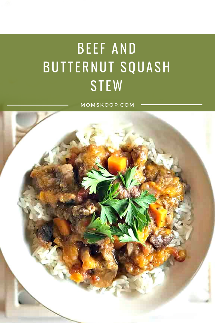 Beef and Butternut Squash Soup