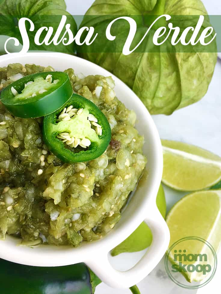 Easy Salsa Verde Recipe
