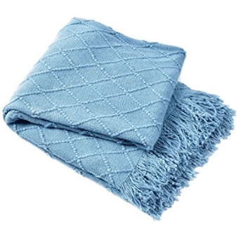 BOURINA Textured Throw