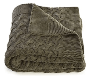 Kuprum 100% Cotton Throw