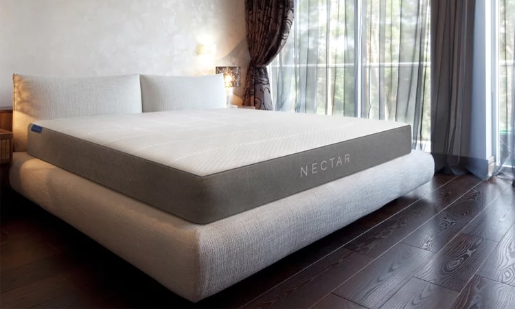 nectar sleep memory foam mattress review 1