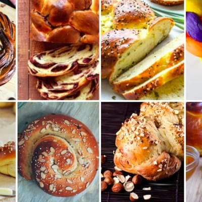 8 Amazing Challah Recipes for Hanukkah (or any day!)
