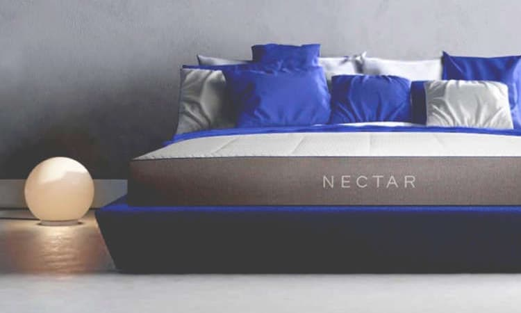 Nectar Sleep Memory Foam Mattress Unboxing review