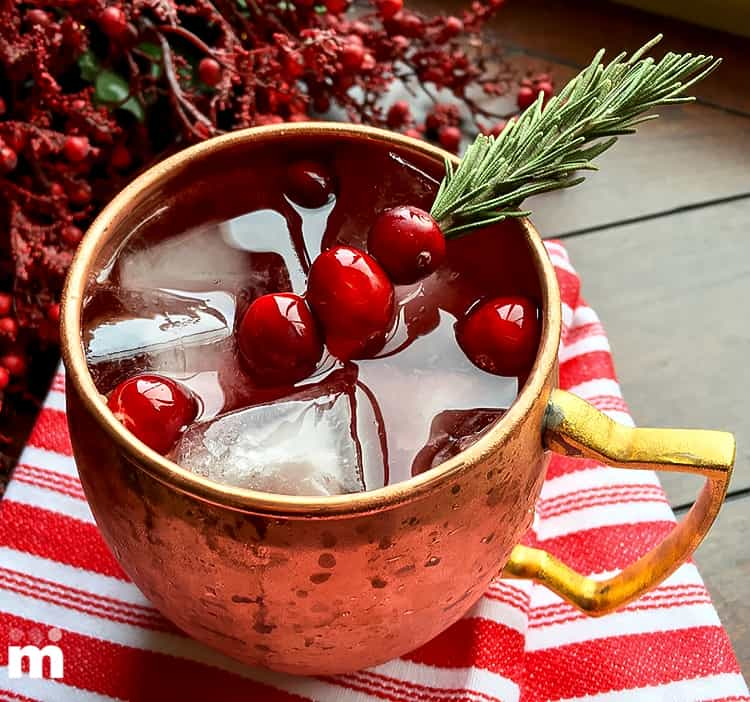 cranberry moscow mule recipe 1